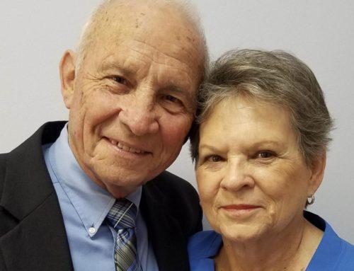 Bill & Mary Hurt